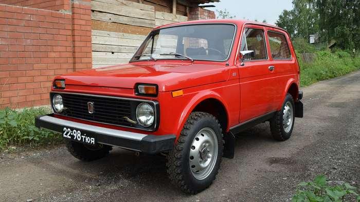 ВАЗ-2121, за 5 млн рублей
