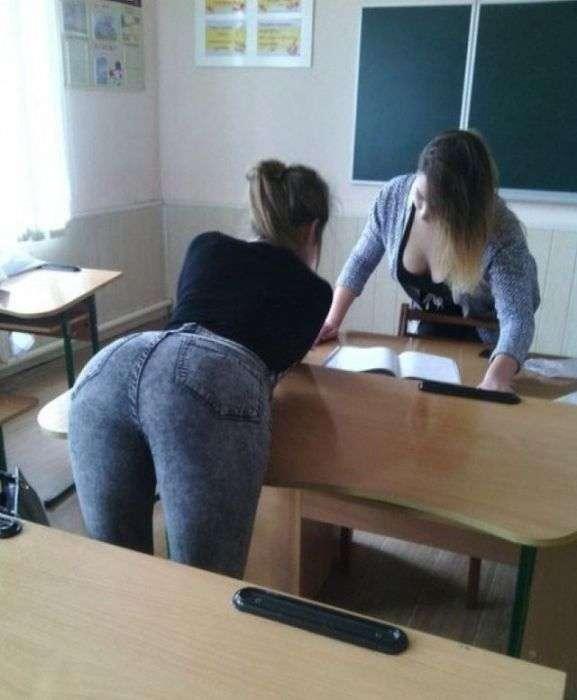 Средне специальные учебные заведения: взгляд изнутри (14 фото)