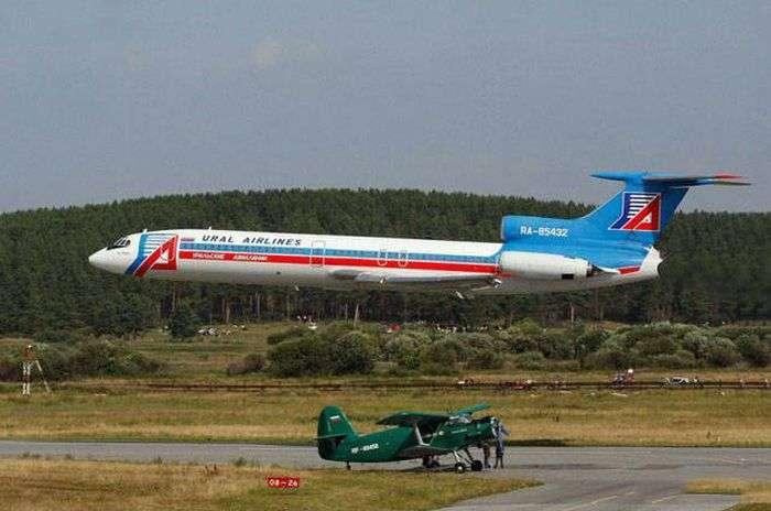 Самолеты и юмор (57 фото)