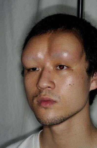 Японские модификации головы (8 фото)