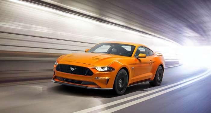 Компания Ford показала новый Mustang, который следует ждать в ближайшие годы