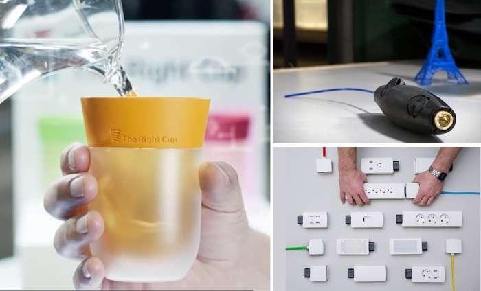 9 невероятных изобретений, которые перевернут повседневность с ног на голову