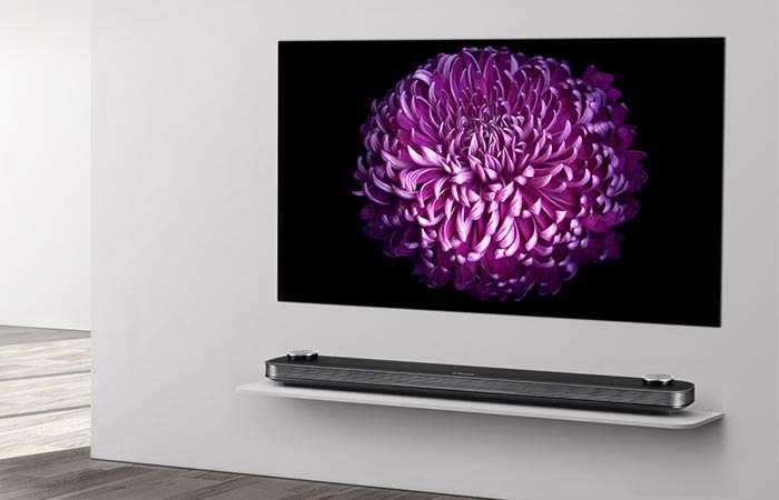Инновационные обои-телевизор, которые перевернут дом с ног на голову