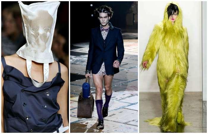 Выше некуда: 19 сногсшибательных снимков о беспощадной и нелепой высокой моде