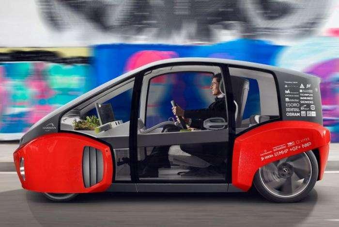 Rinspeed Oasis – автомобиль со встроенной теплицей (10 фото)