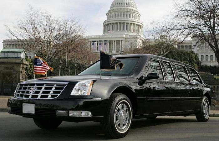 От грузовика до амфибии: 7 самых известных машин американских президентов