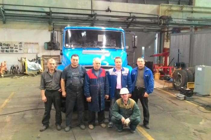 На ЗИЛе выпустили последний грузовик