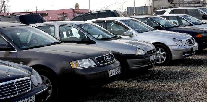 Ввоз подержанных иномарок запретят с 1 января