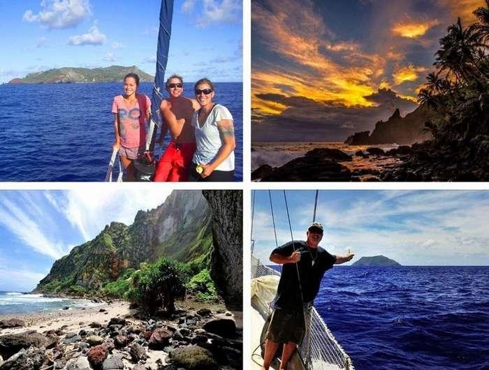 Каково это — жить на крошечном острове посреди Тихого океана