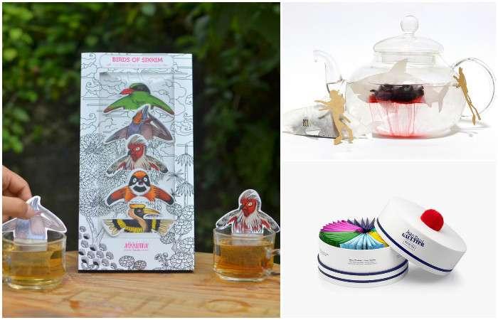 Не чашкой единой: 10 крутых и необычных подарков для всех любителей чая