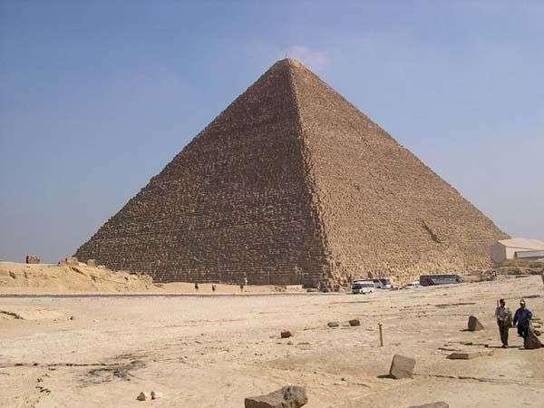 Тайна пирамиды Хеопса (23 фото)