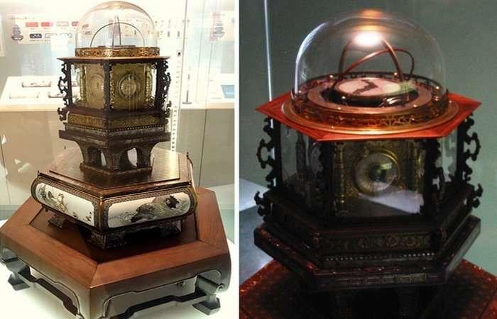 «Часы мириады лет» – Самые сложные часы, когда-либо сделанные в Японии