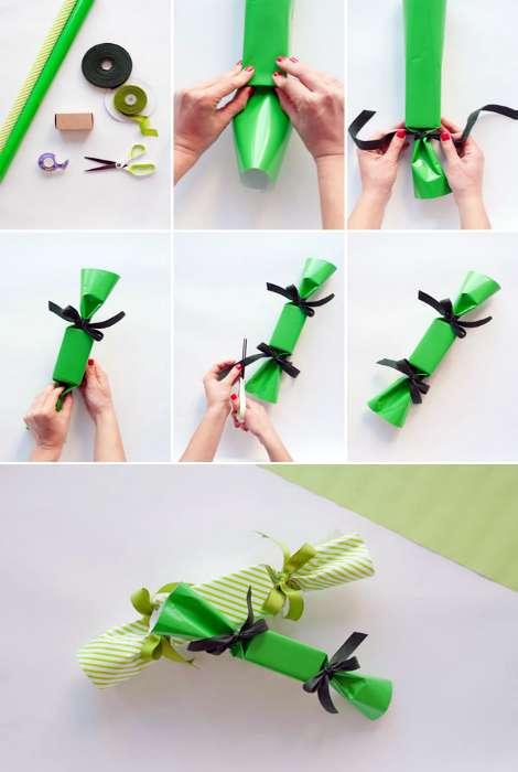 Как красиво упаковать браслет своими руками 72