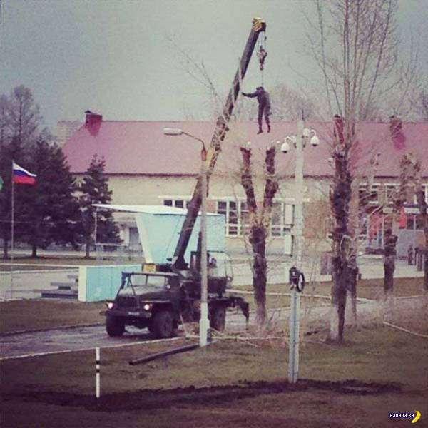 А тем временем в России - 91