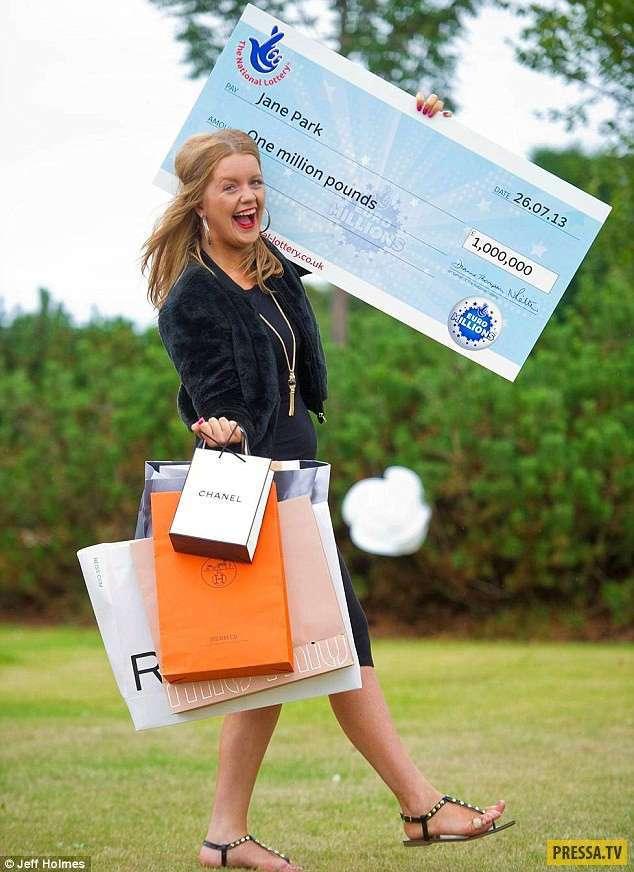 Победительница лотереи -Евромиллионы- хочет судиться с организаторами (9 фото)