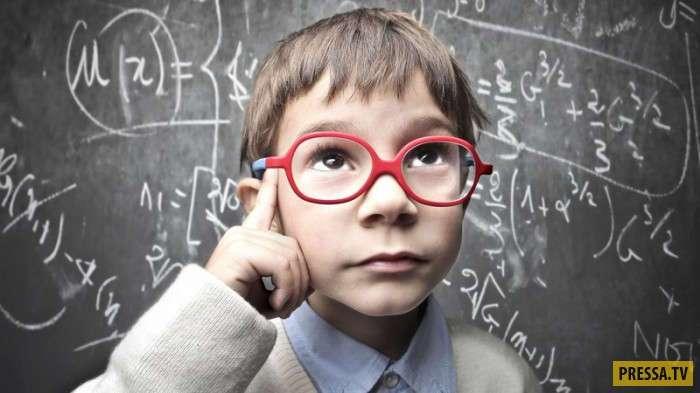 Законы генетики: как передается интеллект (2 фото)