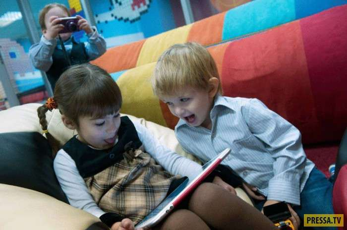 Вирус цифрового слабоумия - реальная опасность для современных детей (6 фото)