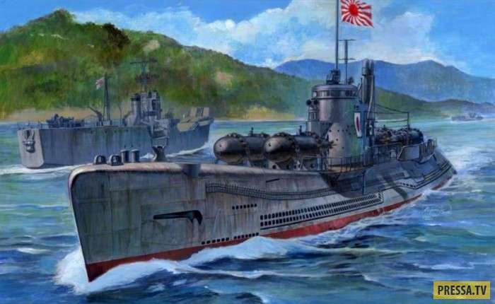 Люди-торпеды - подводные камикадзе (18 фото)