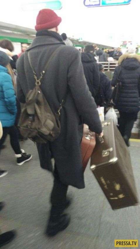 Модные граждане из российского метро, часть 24 (27 фото)
