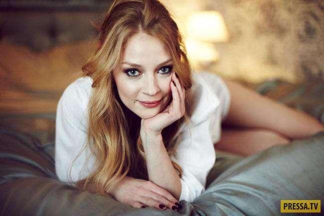 Немного фактов о самых красивых актрисах российского кино (10 фото)
