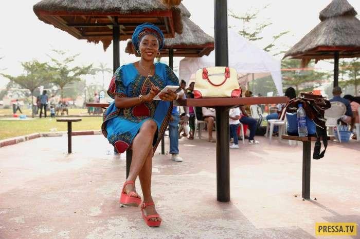 Будни жизни в Нигерии (26 фото)