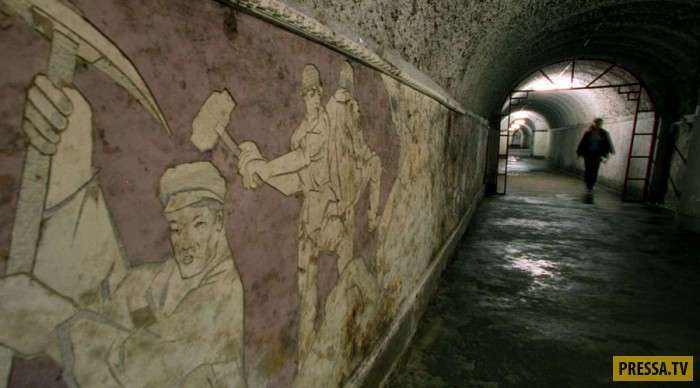 ТОП-8 подземных городов (8 фото)