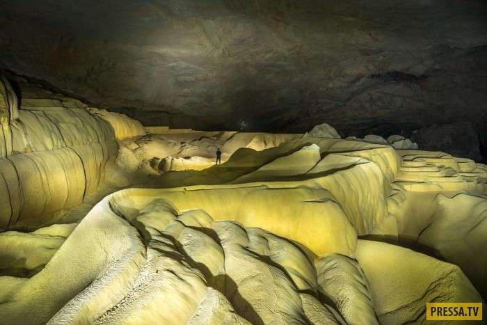 Одно из чудес Лаоса - пещера Tham Khoun (19 фото)