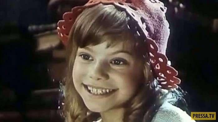 Как сложилась жизнь Алисы, Мальвины, Пеппи и других советских звёздочек (27 фото)