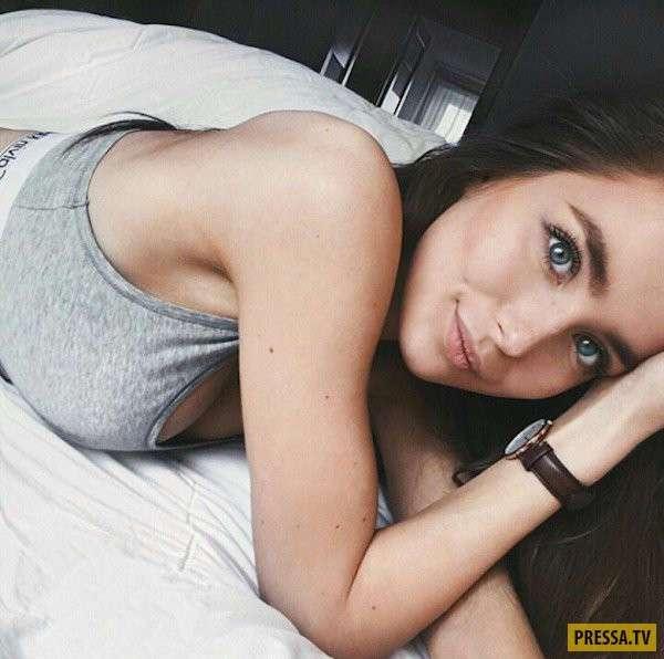 Стройные и привлекательные девушки (41 фото)