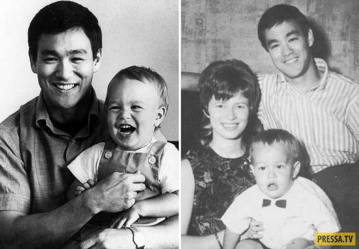 Знаменитый актер Брэндон Ли и его загадочная смерть (14 фото)