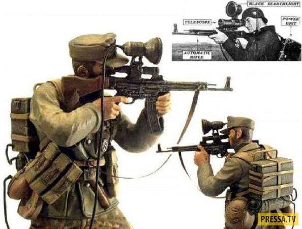 """ТОП-15 видов """"чудо-вооружения"""" нацистской Германии (15 фото)"""