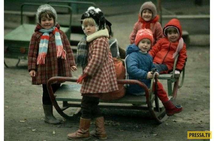 Ностальгия: Детские сады Советского Союза (27 фото)