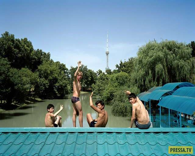 Современный Узбекистан глазами англичанина (17 фото)