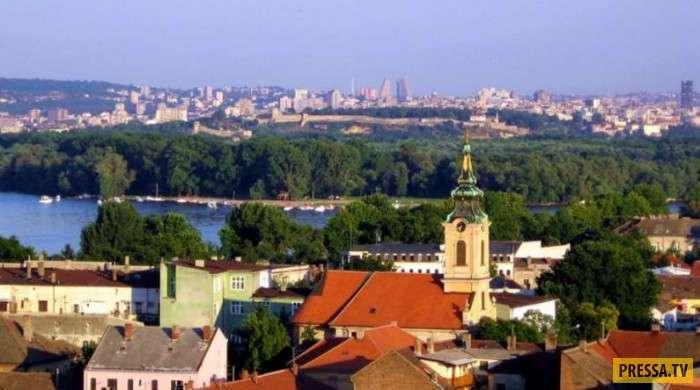 Интересные факты про Сербию (6 фото)