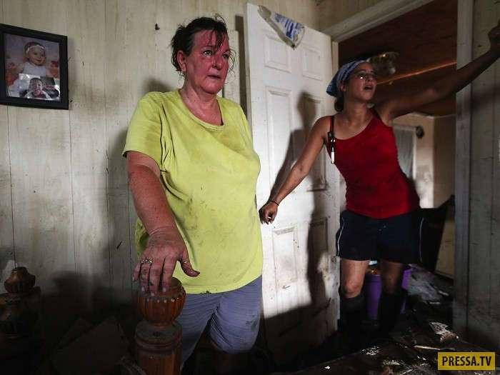 Женщины, выжившие в страшных катастрофах (10 фото)