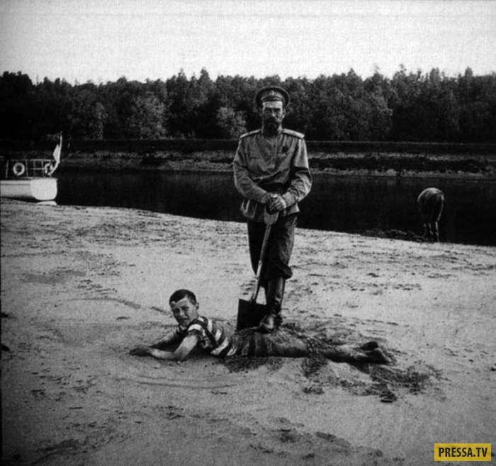 Редкие фотографии царской семьи (16 фото)