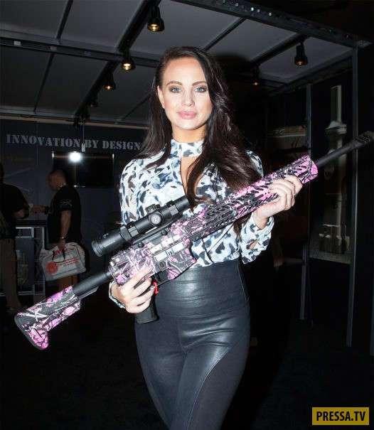 Оружейные новинки с выставки Shot Show 2017 (25 фото)
