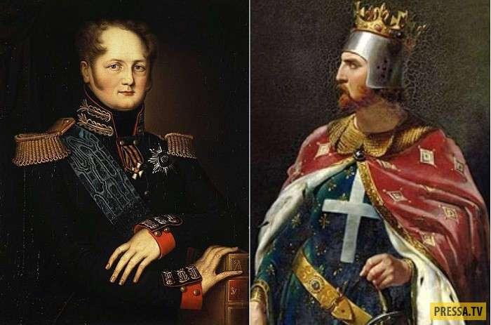 Слухи и легенды об известных исторических личностях (7 фото)