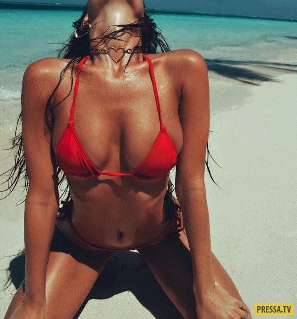 Лето, море и красивые девушки (46 фото)