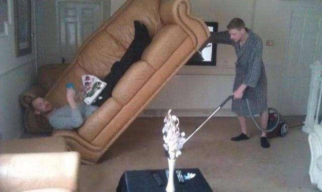 Мужики знают толк в безумных развлечениях