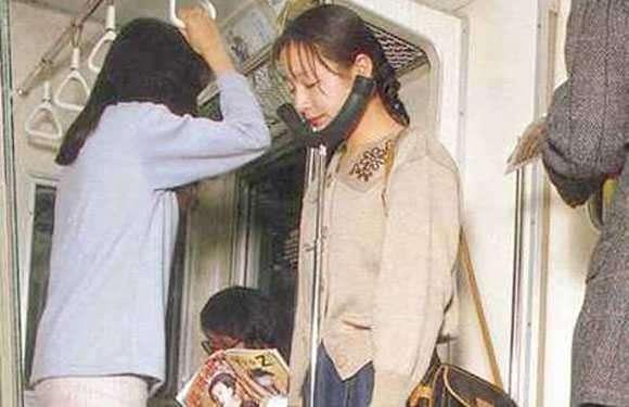 15 странных и пугающих вещей, которые можно увидеть только в Японии
