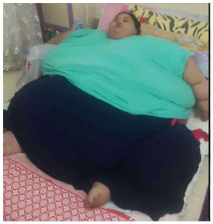 Самые толстые и самые худые люди мира