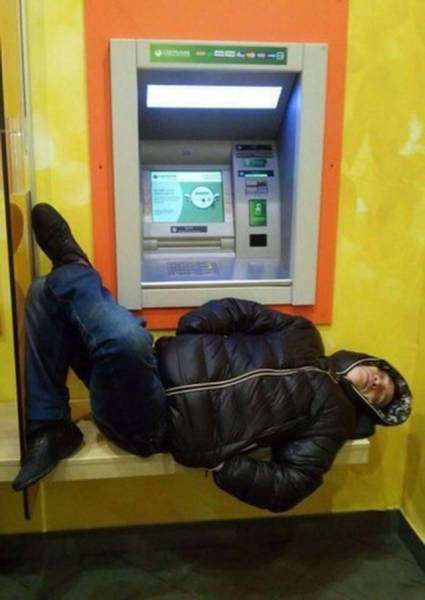 Банкоматы с изюминкой