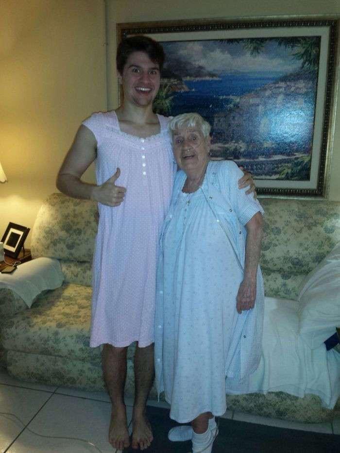 Спасибо, бабуль! Бабушкины подарки