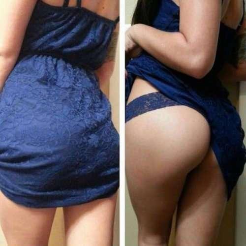 Соблазнительные женские попки (24 фото)