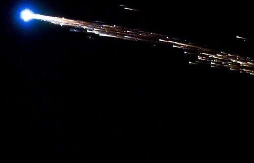 Точка Немо – кладбище космических кораблей