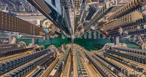 Города мира, какими вы их ещё не видели (22 фото)