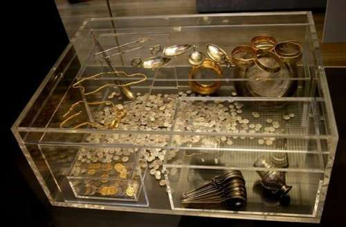 Топ-10: Находки, обнаруженные с помощью металлоискателя, которые вас действительно поразят