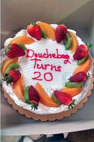 Топ-12: самые грубые в мире торты