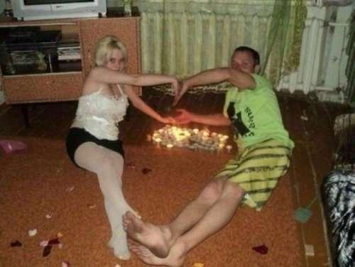 Романтики из соцсетей (11 фото)